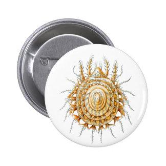 A Mite Pinback Button