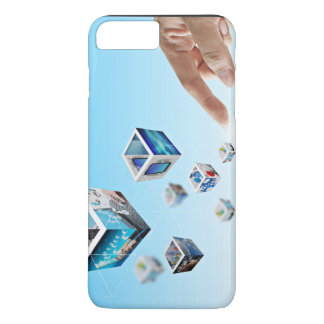 A Mobile Phone With A Touch Screen iPhone 7 Plus Case