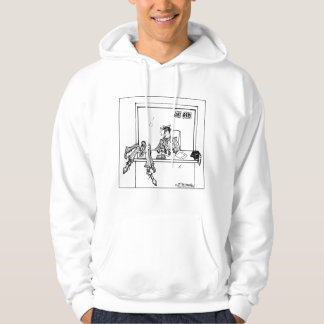 A Mobster's Out Box Hoodie