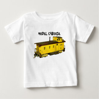 A Model Caboose Baby T-Shirt