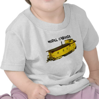 A Model Caboose T-shirts