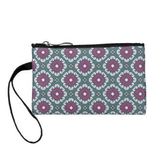 A modern design change purse