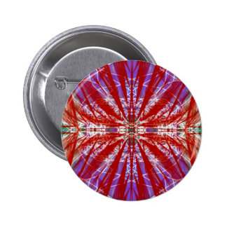 a modern tye dye 2 inch round button