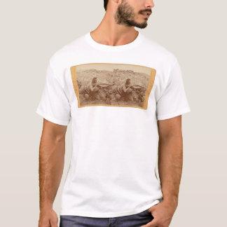 A Modoc Brave on the Warpath (1172) T-Shirt