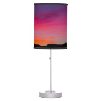 A Mojave Sunset Table Lamps