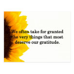 A Moment for Thanks Postcards