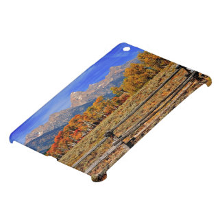 A Moment in Wyoming in Autumn iPad Mini Cover