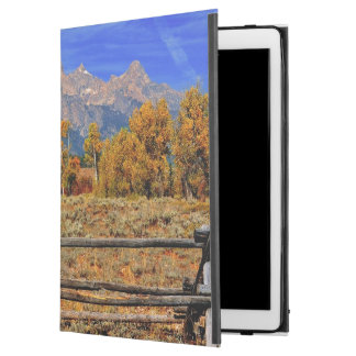 "A Moment in Wyoming in Autumn iPad Pro 12.9"" Case"