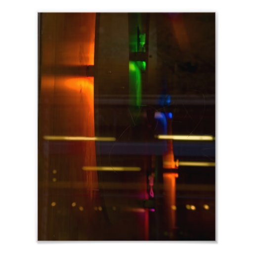 A Moment Of Color. Photo Print