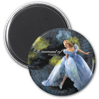 A Moment Of Magic 2 Inch Round Magnet