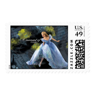 A Moment Of Magic Postage Stamp