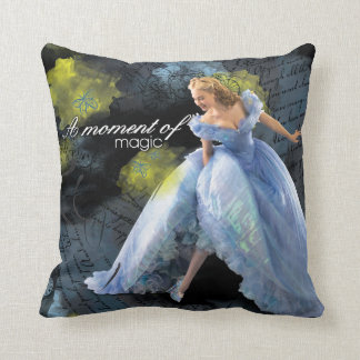 A Moment Of Magic Throw Pillow