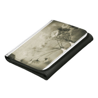 A Moment of Nostalgia Leather Wallet