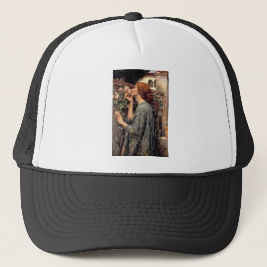 A Moment Of Peace Trucker Hat
