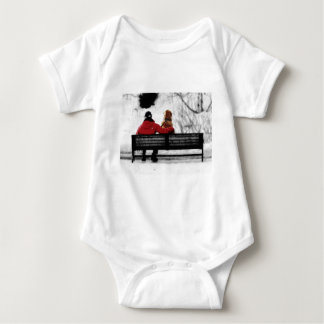 A Moment With Friend Baby Bodysuit
