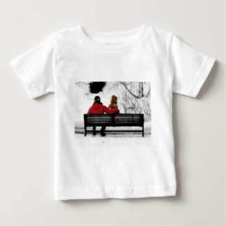 A Moment With Friend Baby T-Shirt