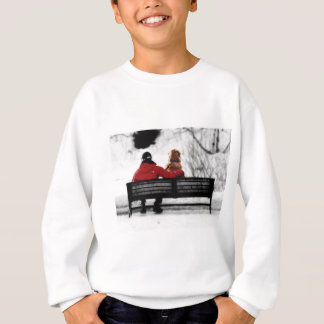 A Moment With Friend Sweatshirt