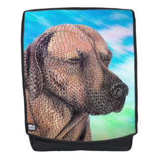 A Moment with Jedd (Ridgeback) Backpack