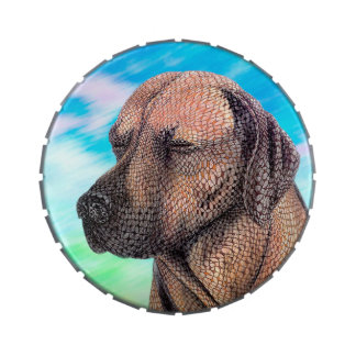 A Moment with Jedd (Ridgeback) Candy Tins