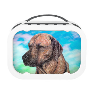 A Moment with Jedd (Ridgeback) Lunch Box