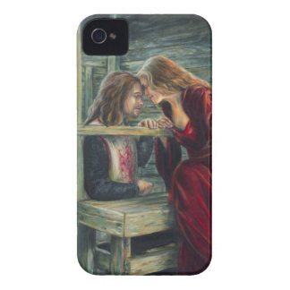 """A Moment's Peace"" Barely There iPhone 4 Case"