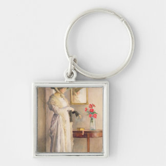 A Moment's Reflection, 1909 Keychain