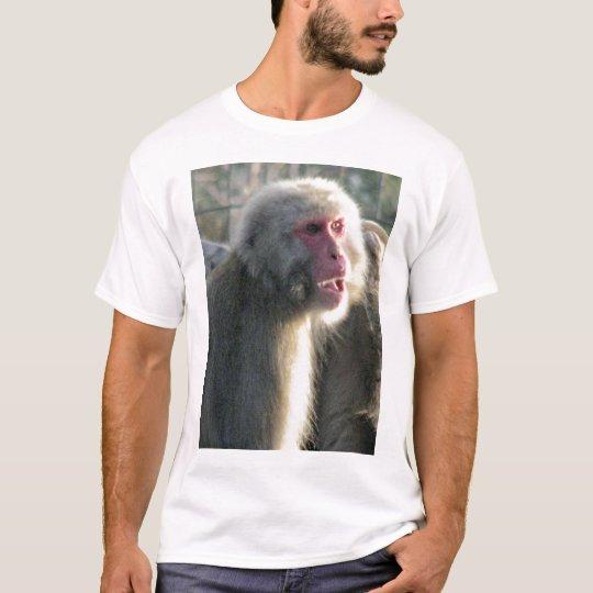A monkey dressed up is still a monkey - T T-Shirt
