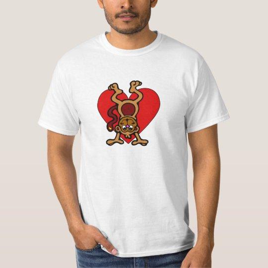 A Monkey Love T-Shirt