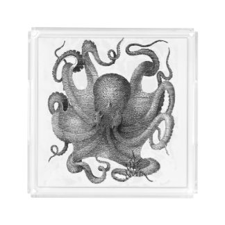 A Monster Octopus Perfume Tray