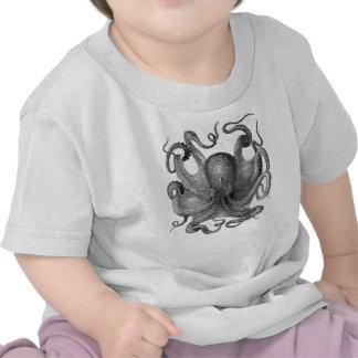 A Monster Octopus T Shirts