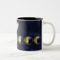 A Month in the Life of the Moon Mug