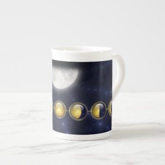A Month in the Life of the Moon Specialty Mug