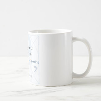 A More Beautiful Question Classic White Coffee Mug
