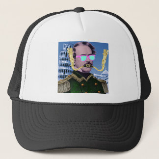 A more interesting history trucker hat