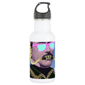 A more interesting history water bottle