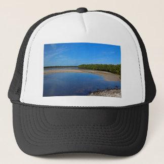 A Morning at Ding Darling Trucker Hat