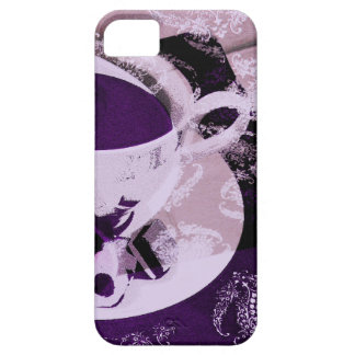 A morning cup of tea iphone case