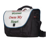 A Moroccan Woman Owns My Heart Bag For Laptop