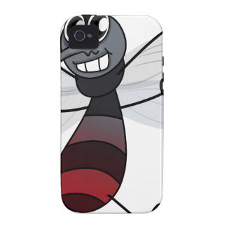 A mosquito Case-Mate iPhone 4 covers