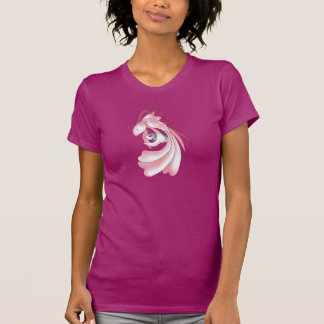A Mother and Child Fish T-Shirt