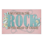 A mother is the rock posters