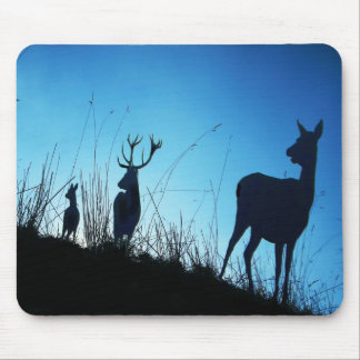 A Mother's Alertness Mouse Pad