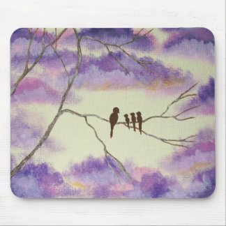 A Mothers Blessings Mousepad From Painting