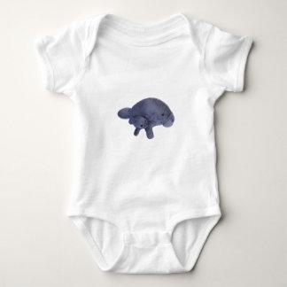 A Mothers Embrace Baby Bodysuit