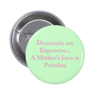 A Mother's Love Buttons