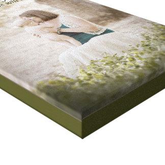 A Mother's Love Canvas Wrap Canvas Print