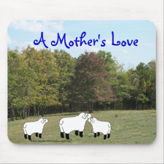 A Mother's Love-customize Mouse Pad