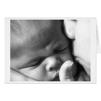 """""""A Mother's Love"""" Greeting Card"""