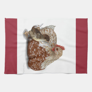 A Mother's Love Hand Towel