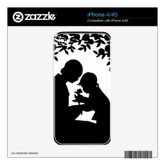 A Mothers Love iPhone 4S Skin